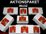 Aktionspaket WU3Z 900tlg.